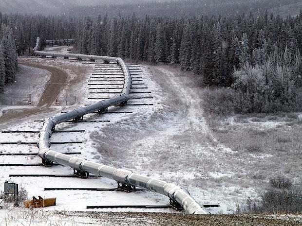 Трансаляскинский трубопровод