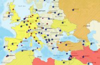 США поставили Украину в один ряд с Германией и Францией по безопасности для поездок