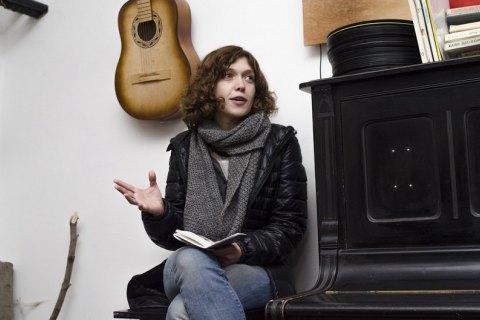 Украинка Евгения Белорусец получила немецкую литературную премию