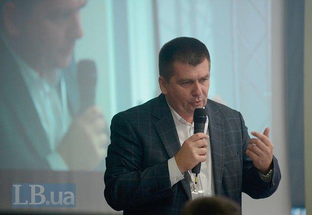Игорь Когут, глава Совета Лаборатории законодательных инициатив