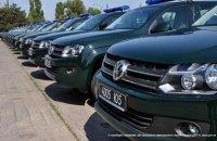 В Измаиле появился отряд пограничников быстрого реагирования