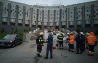 Пять больных коронавирусом на ИВЛ погибли из-за пожара в больнице Санкт-Петербурга