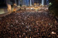 Протесты в Гонконге продолжились, несмотря на приостановку законопроекта об экстрадиции