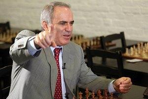 Каспаров решил не возвращаться в Россию