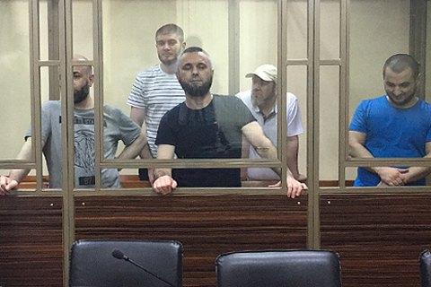 """Фигуранты симферопольского """"дела Хизб ут-Тахрир"""" получили от 12 до 17 лет"""