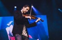 Девід Ґарретт дасть у Києві класичний концерт