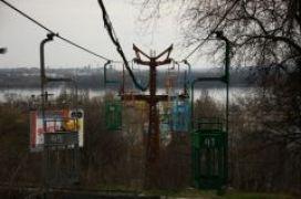 Оживет ли канатная дорога в Днепропетровске?