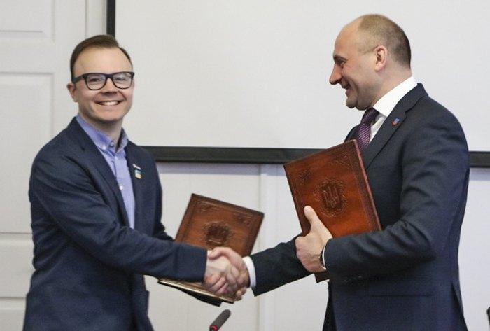 Віктор Євпак та Анатолій Бондаренко