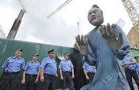Киевляне вновь прошлись маршем в защиту столицы от незаконной застройки