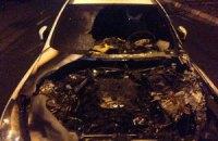 Милиция расследует поджог автомобиля пресс-секретаря Кличко