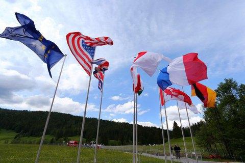 Украинское государство  впервый раз  пригласили навстречу глав МИД G7