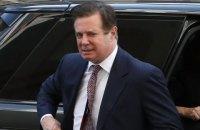 Прокуратура США обжалует отклонение обвинений в мошенничестве против Манафорта