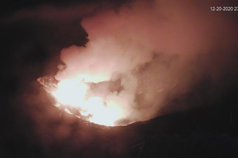 На Гаваях прокинувся вулкан Кілауеа