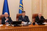 Янукович считает Рыбака авторитетным политиком