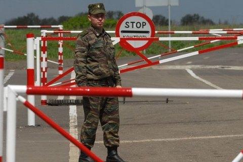 Прикордонники не пустили в Україну російського байкера, який не зміг пояснити мету поїздки