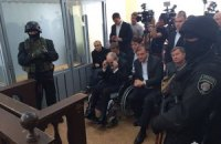 """Кернеса эвакуировали из полтавского суда из-за """"угрозы жизни"""""""