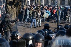 Задержаны четверо милиционеров за вывоз оружия со складов МВД во время Майдана (обновлено)