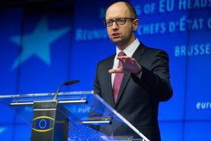 Яценюк порадив Путіну менше втручатися у справи України
