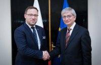 Польша сочла элементом гибридной войны обвинения в блокировании евроинтеграции Украины
