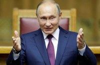 """Путин заявил, что Зеленский не может обеспечить разведение сил """"из-за националистов"""""""