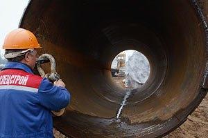 Україна готова вкластися у транскаспійський газопровід
