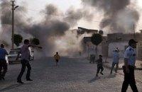 Снаряд із Сирії впав у Туреччині: 5 поранених