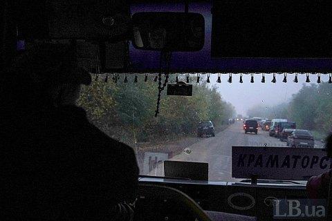У зоні АТО за день поранено чотирьох українських військових