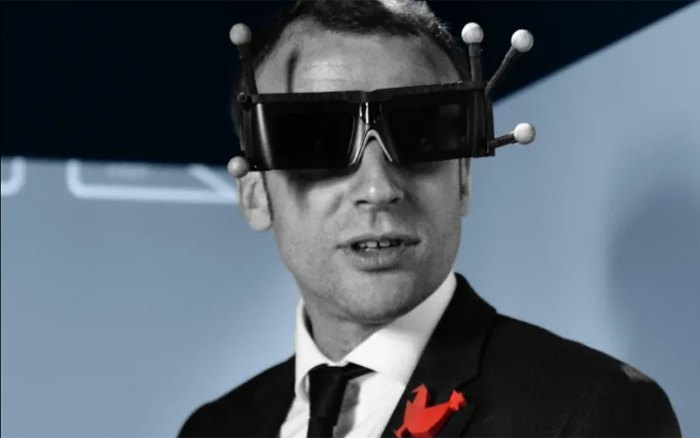 ПрезидентФранции Эммануэль Макрон хочет, чтобы к 2025 г. во Франции было 25 'единорогов'