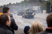 Білорусь стягує армію до кордону з Україною