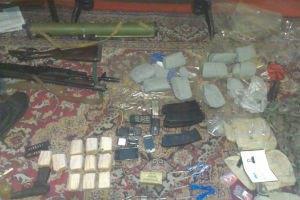 СБУ затримала в Донецькій області диверсанта з дев'ятьма кілограмами вибухівки
