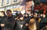 В Одессе перед собранием ОПЗЖ произошли потасовки