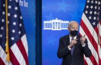 Байден обіцяє, що Китай не стане найпотужнішою державою, поки він очолює США