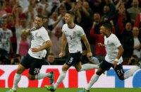 Отбор ЧМ-2014: Черногория помогает Украине, Англия громит Молдову