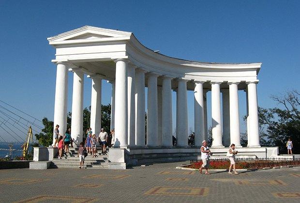 Бельведер біля палацу Воронцова, Одеса. 1826 – 1828 р.