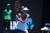 14-летняя украинская теннисистка выиграла 25-тысячник ITF в Венгрии