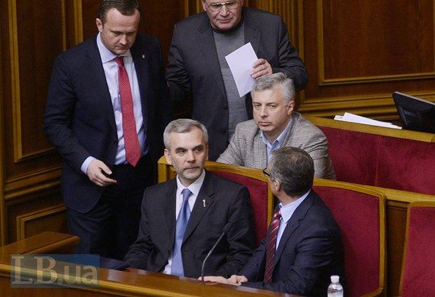 в центре - Олег Мусий