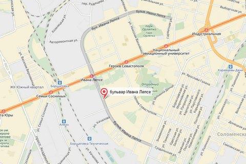 Київрада перейменувала бульвар Лепсе на честь Гавела