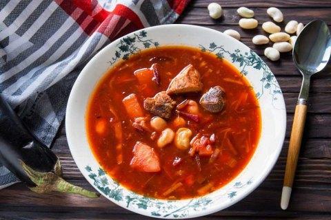 Украинский борщ попал в тройку лучших супов мира