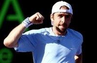 AusOpen: Беккер виграв перший свій п'ятисетовий матч