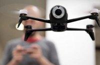 """Сотрудники """"Укрзализныци"""" обнаружили воров дизтоплива с помощью дрона"""