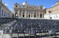 Пасхальные богослужения в Ватикане пройдут без присутствия верующих