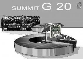 G20 призывает США разобраться с экономическими проблемами