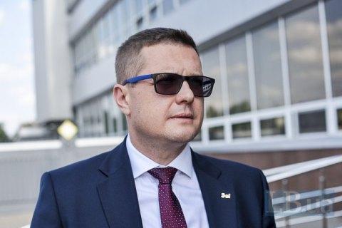 Баканов мог нарушить закон о коррупции из-за подарка, полученного на юбилее Суркиса, - Схемы