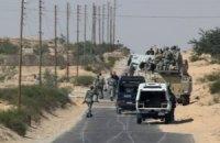 Єгипет розширює кампанію проти бойовиків на Синайському півострові