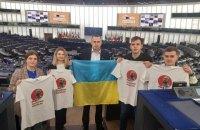 У Європарламенті провели флешмоб на підтримку Нарімана Джеляла, - Сенцов