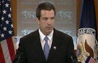 США поддерживают отставку Шокина