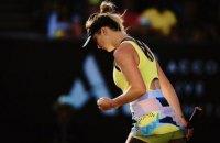 Світоліна не підтримала всеукраїнський тренд на Australian Open і вийшла у третій раунд турніру