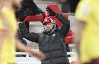 Ліверпуль не може забити в чемпіонаті Англії 438 хвилин поспіль