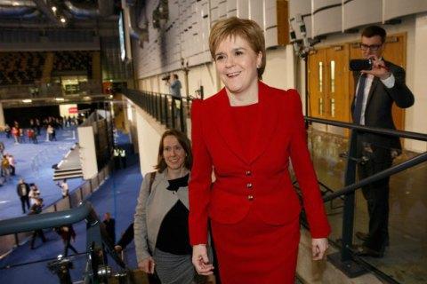 Націоналісти втретє поспіль здобули перемогу на виборах у Шотландії