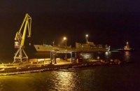 Украинские военные корабли завершили переход из Черного в Азовское море